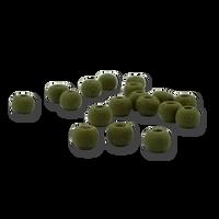 Firehole Stones (Tungsten Beads) - Dark Olive