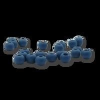 Firehole Stones (Tungsten Beads) - Slate Blue