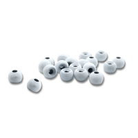 Firehole Stones (Tungsten Beads) - White