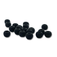 Firehole Stones (Tungsten Beads) - Black