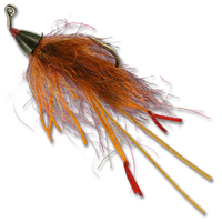 Bouncing Crawfish - Crawfish Orange