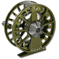 Lamson Guru S Fly Reel - Back