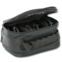 Lamson Liquid 3-Pack Fly Reels - Carrying Case