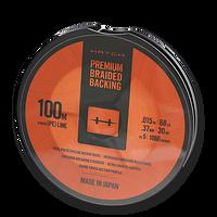 Hatch Premium 8-Braid Poly Backing - 100 Meters