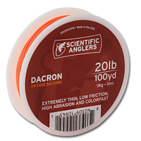 Scientific Anglers Dacron Backing - Orange