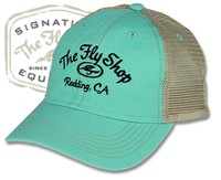 TFS Youth Legend Hat - Catalina Green