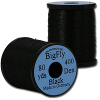 UNI Big Fly Thread - Black