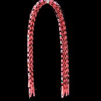 Centipede Legs - Red Neon