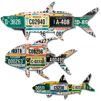 Belize Grand Slam License Plate Art