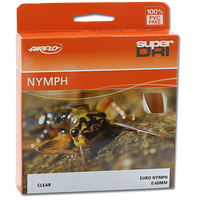 Airflo Euro Nymph Clear Fly Line