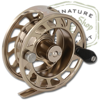 The Fly Shop's L2a Fly Reels - Front