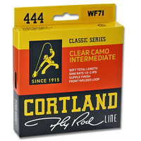 Cortland Clear Camo Intermediate Fly Line