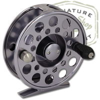 The Fly Shop's M2a Fly Reels - Front
