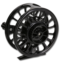 Galvan Torque Fly Reels - Black (Back)