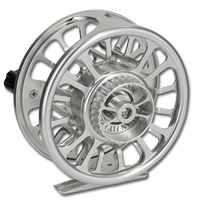Galvan Torque Fly Reels - Clear (Back)