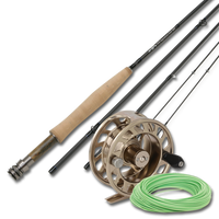 The Fly Shop's Signature H2O Fly Rod/Reel/Line Outfits
