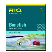 """Rio 10'0"""" Bonefish Leaders - Single Pack"""