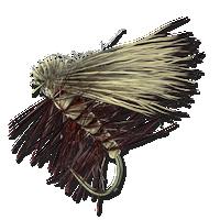 Elk Hair Caddis - Tan