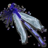 Deer Hair Adult Damsel - Blue #14