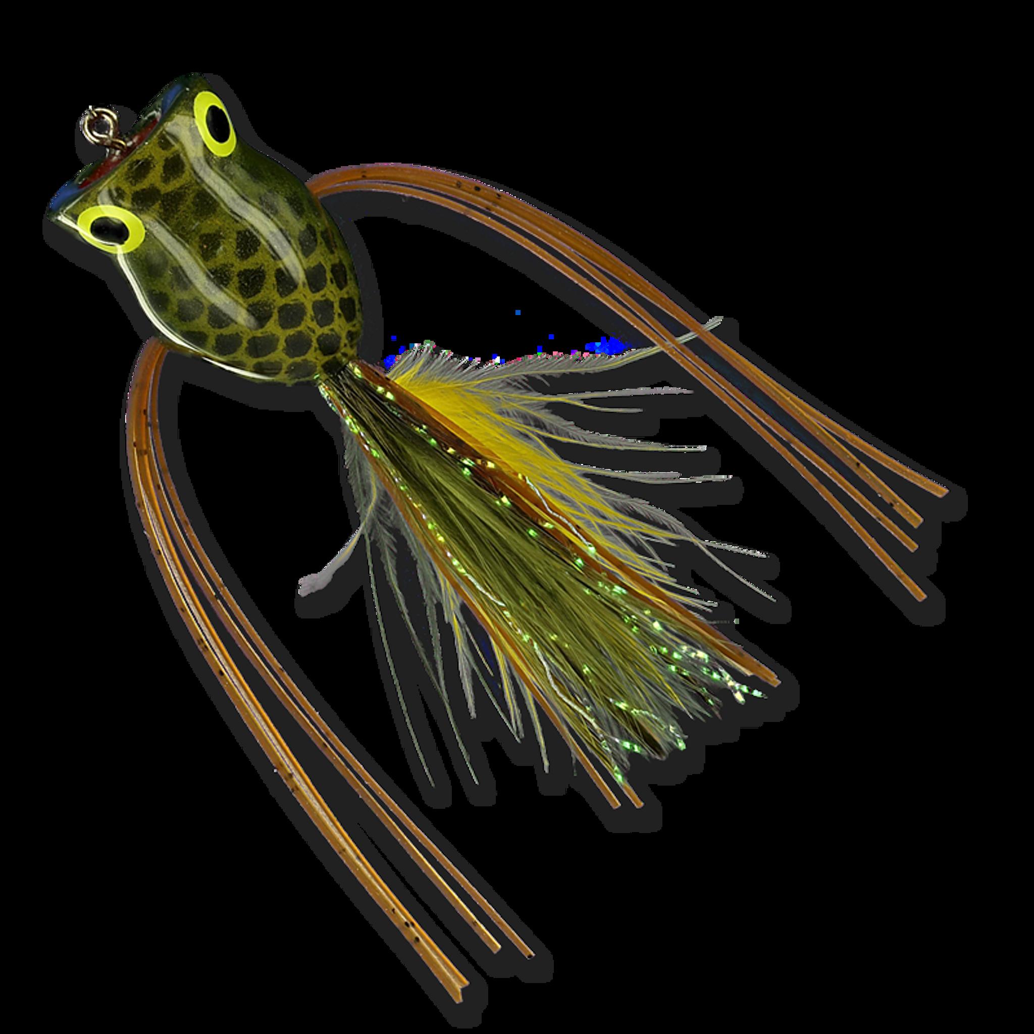 2 Rainy/'s Rattlin Frog Fly Black Sz