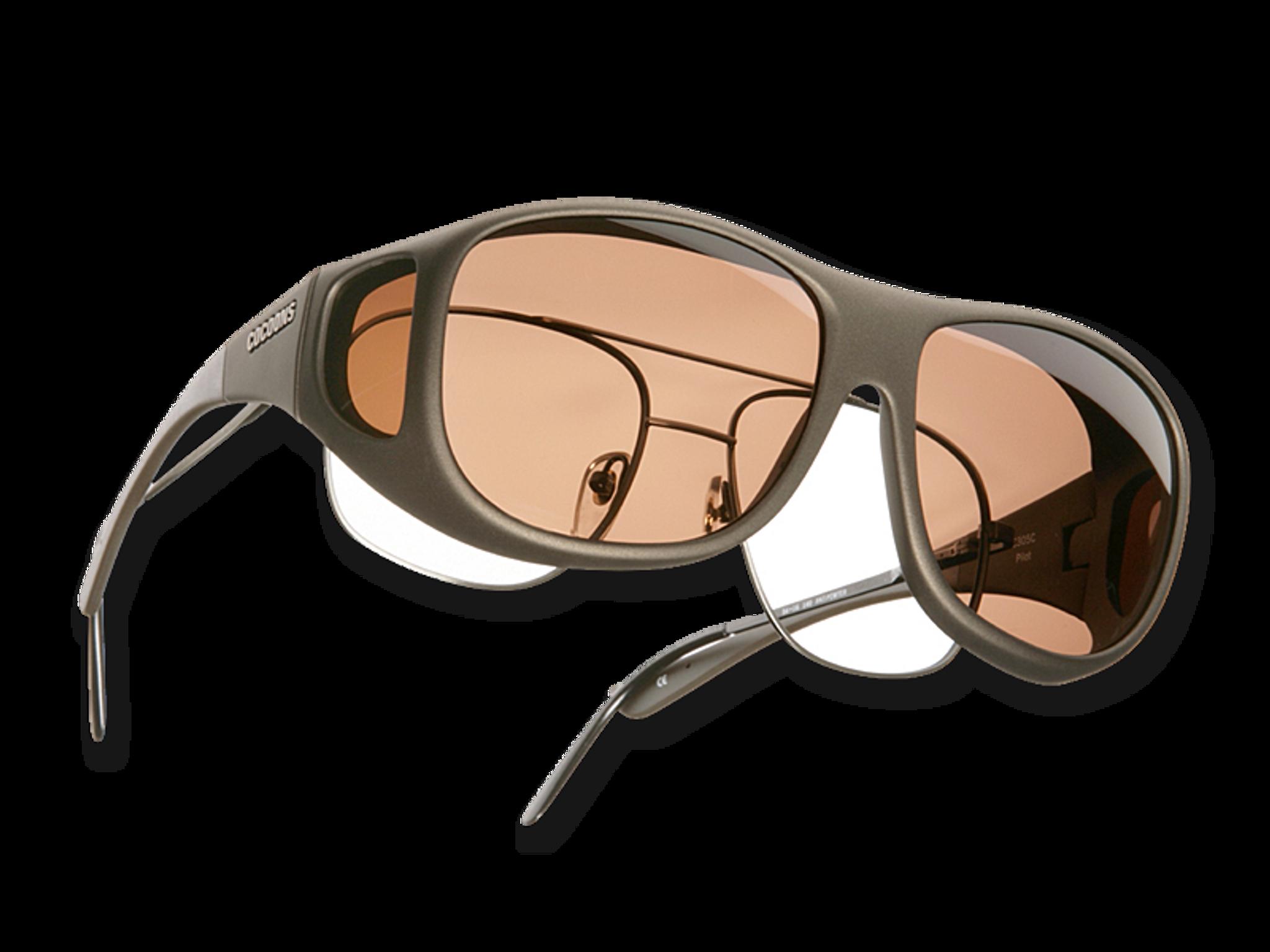 1a0eac943342 ... Slim Line (M) Cocoon OveRx Sunglasses - Pilot (L) ...
