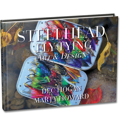 Steelhead Fly Tying Art & Design