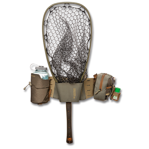 Umpqua's ZS2 Loaded Wader Tech Belt