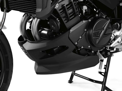 BMW F 800 S/R  Extra set Motorspoiler kunststof