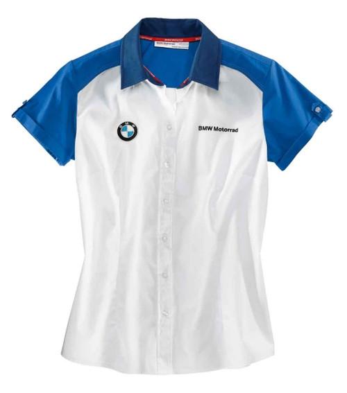 Blouse BMW Logo korte mouwen Dames (766185475)