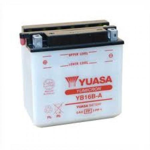 Accu Yuasa YB16B-A (YB16BA)