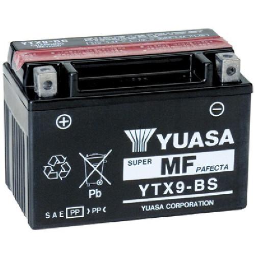 Accu Yuasa YTX9-BS (YTX9BS)
