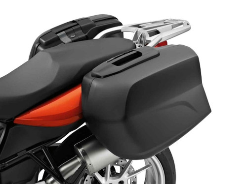 BMW F 800 GT/R Tourkoffer links