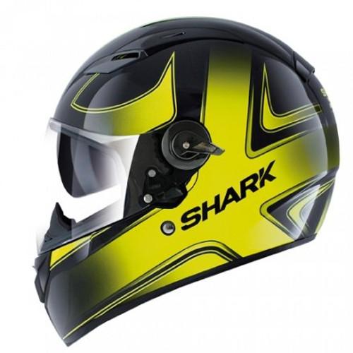 Shark Vision R fluorgeel-zwart (VISR)