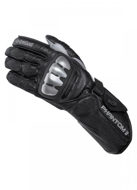 Handschoen Held Phantom II zwart (2312-001)