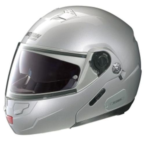 Helm Nolan N90 zilver (N9007)
