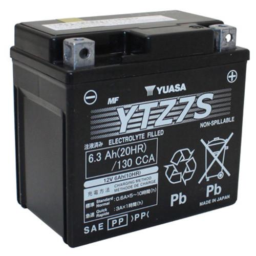Accu Yuasa YTZ7-S (YTZ7S)