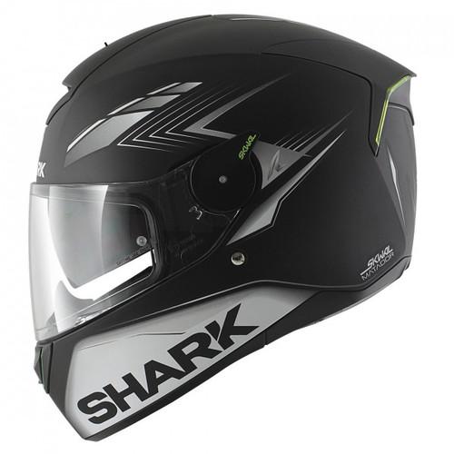 Helm Shark Skwal Matador zwart/wit