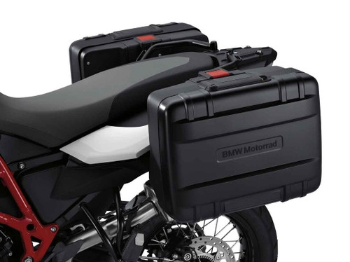 BMW F 800 GS/ F 700 GS/  F 650 GS Variokoffer links