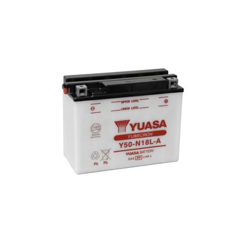 Accu Yuasa Y50-N18L-A