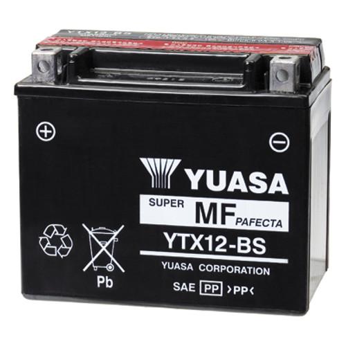 Accu Yuasa YTX12-BS (YTX12BS)