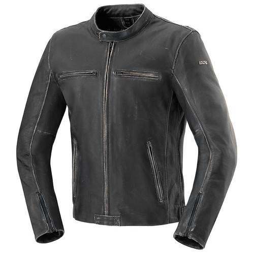 Jas iXS Sondrio zwart (X73715-003)