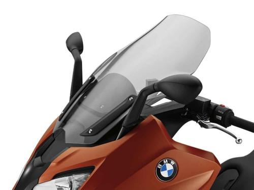 BMW C 650 Sport Windscherm getint
