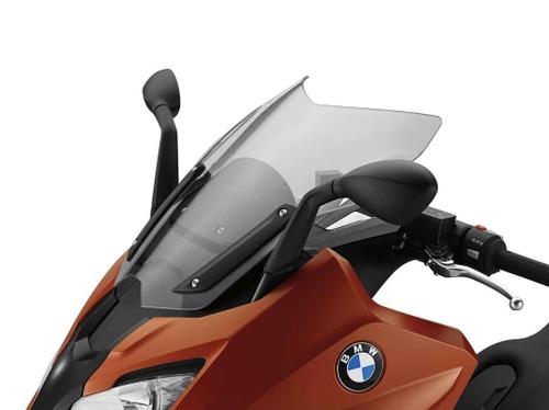 BMW C 650 Sport Windscherm getint (SPORT)