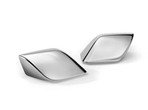 BMW Spiegel afdekkap chroom links