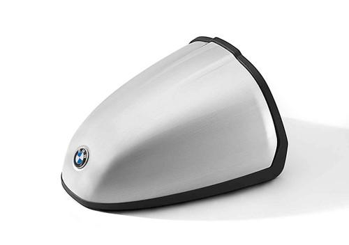 BMW Afdekking buddyseat geborsteld aluminium