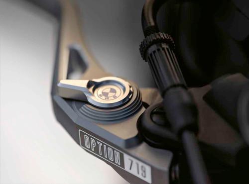 BMW Option 719 Remhendel & Remvloeistofreservoir Deksel Storm