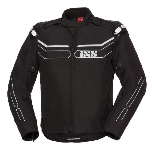 Jas iXS RS-1000-ST zwart-grijs (X56025-039)