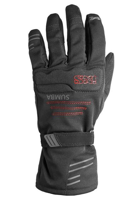 Handschoen iXS Sumba zwart (X42035-003)