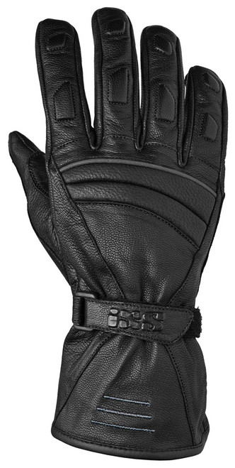 Handschoen iXS Toulon zwart (X40011-003)