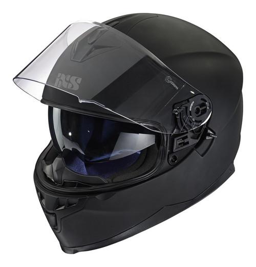 Helm IXS 1100 1.0 matzwart (X14069-M33)